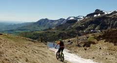 VTT enduro cantal