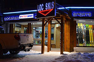 magasin de location de ski le lioran