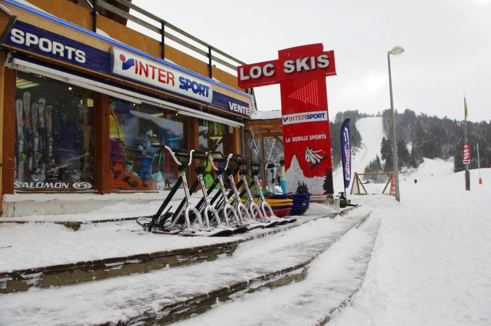 location ski intersport le lioran