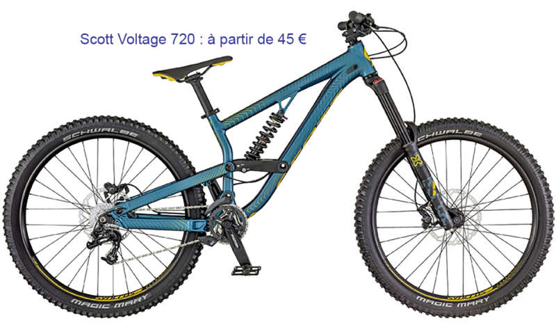 vtt scott voltage 720 2018